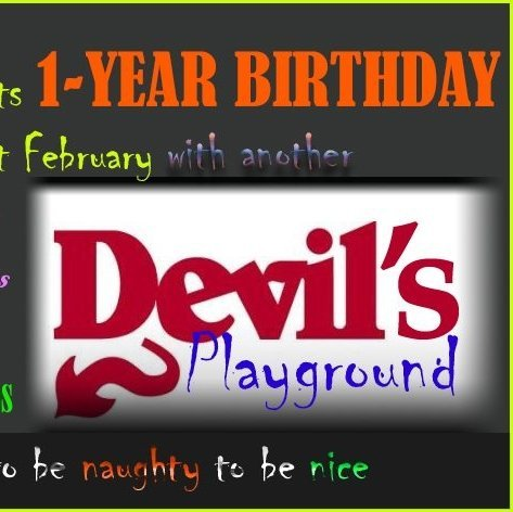 The Devil's Playground - Happy Birthday The Station!