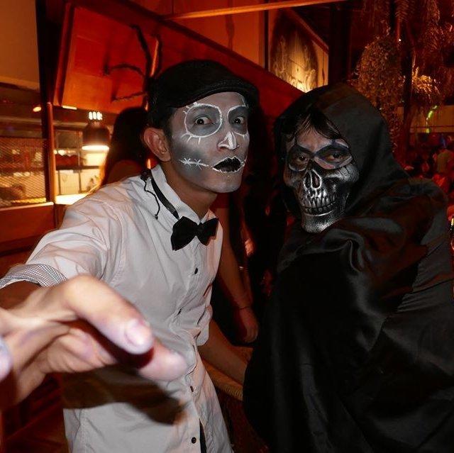 Halloween at Samui Circus