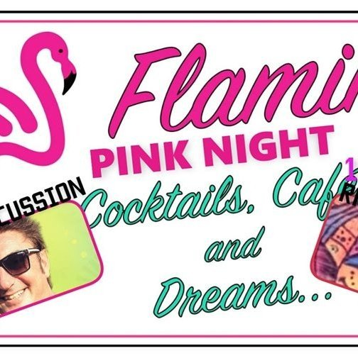 Flamingo's PINK NIGHT