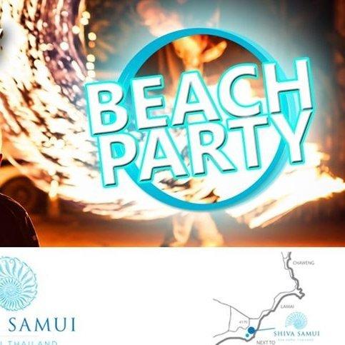 SHIVA SAMUI BEACH PARTY