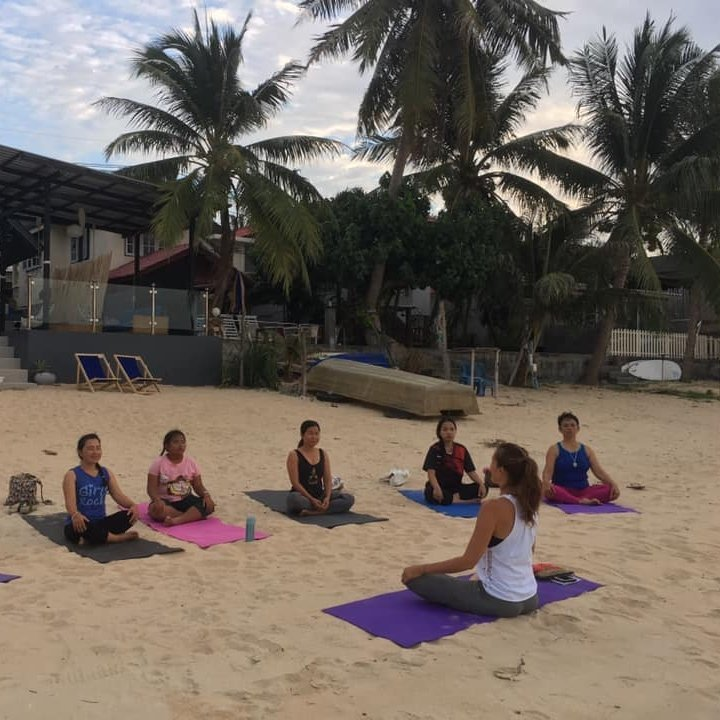 Free Yoga Samui Community - Sattva Vinyasa Flow