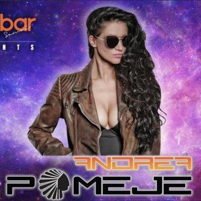 Djane Andrea Pomeje @ ARKbar beach club