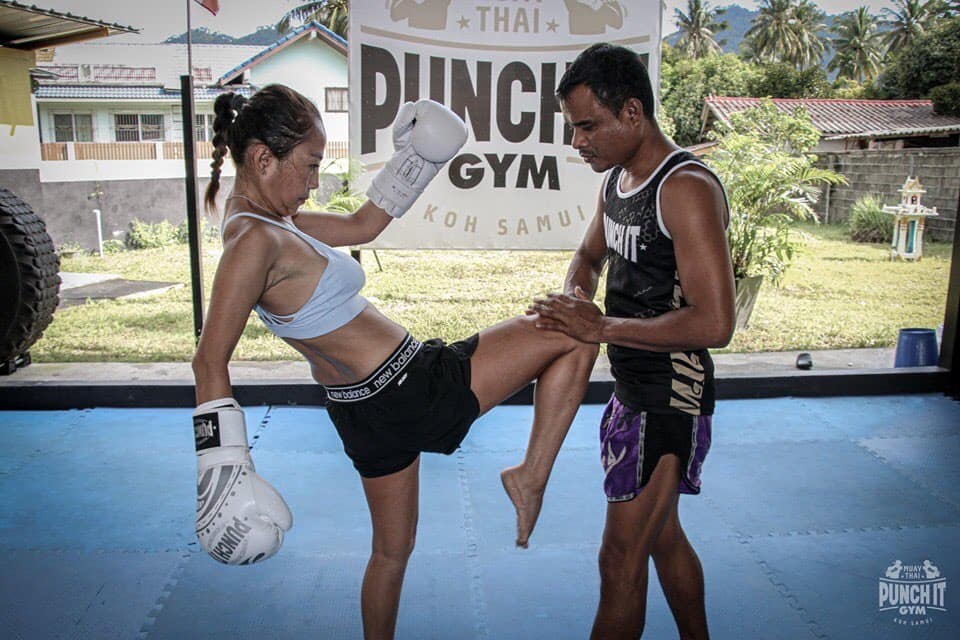 Lady-Fit Muaythai