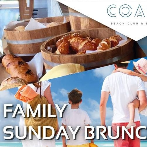 Family Sunday Brunch at COAST