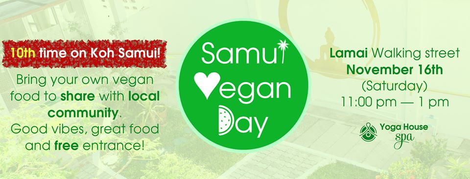 Samui Vegan Day #10