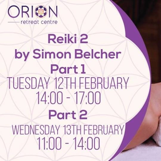 Reiki 2 by Simon Belcher Part 2