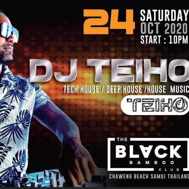 DJ TEIHO- Tech/Deep House