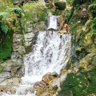 Tartain Waterfall