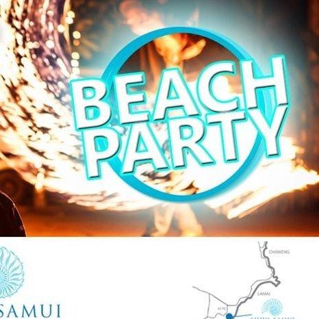 Family Beach Party