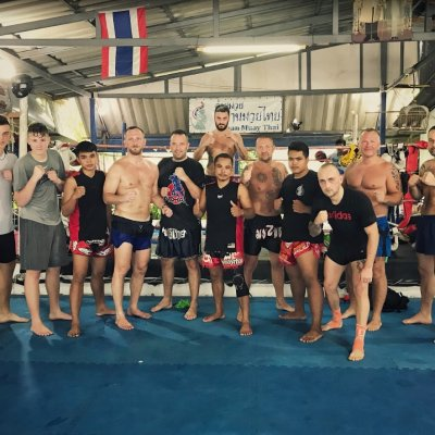 It's time to Muay Thai