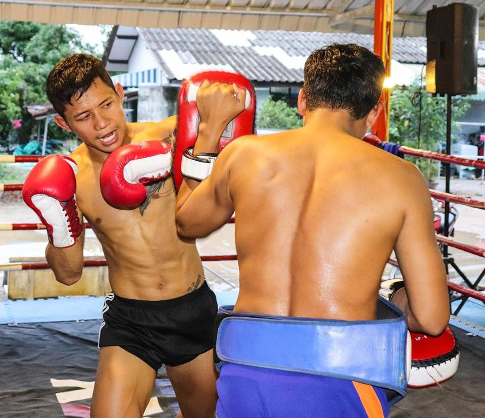 Take time to Muay Thai