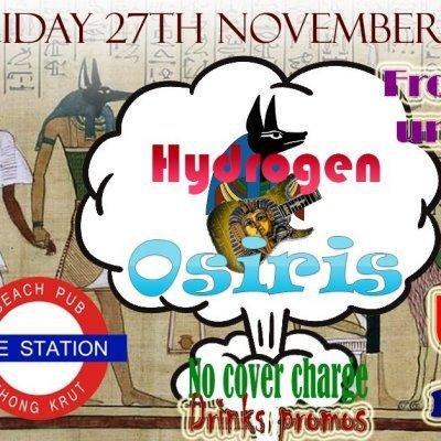 Hydrogen Osiris @ The Station