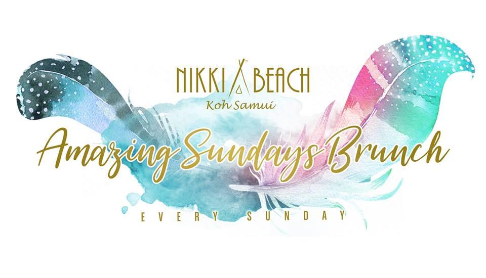 Nikki Beach Live - Amazing Sundays Brunch