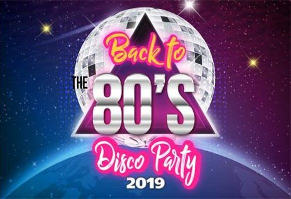 Back to 80's DISCO PARTY