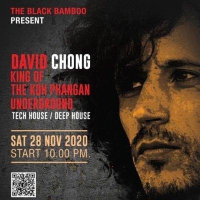The Black Bamboo presents David Chong