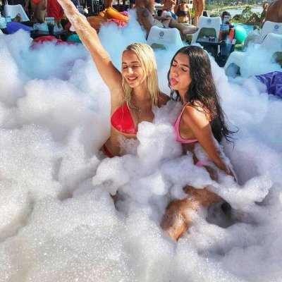 SAMUI FOAM PARTY