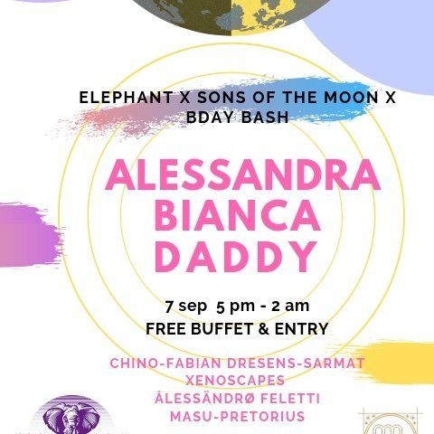 Elephant X Sons Of The Moon X Virgo Bday Bash