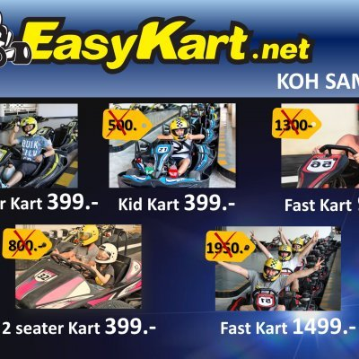 EasyKart Temporary promotion
