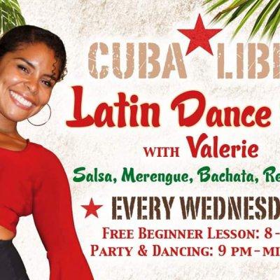 Latin Dance Fever