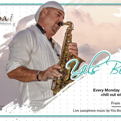 Live Saxophone music by Yils