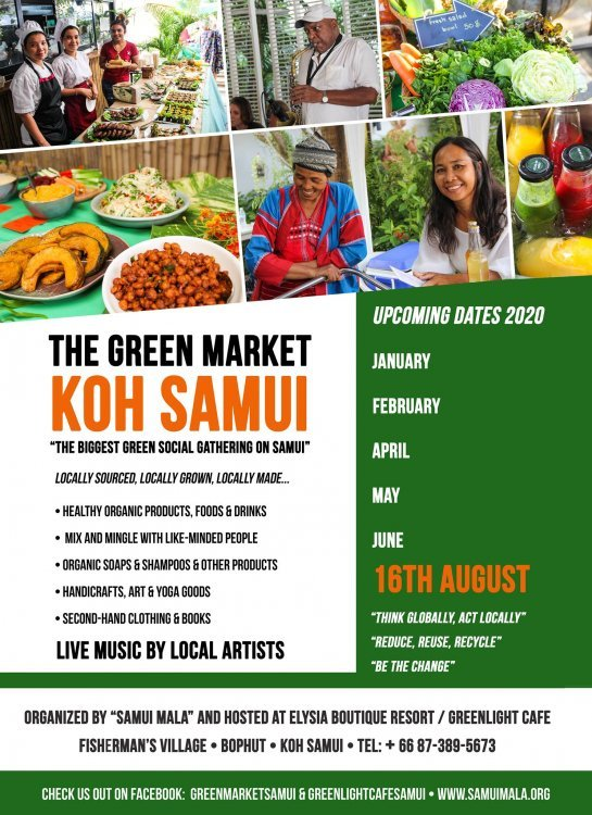 Green Market samui