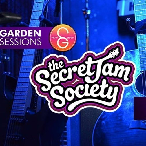 Sunday Sessions presents: The Secret JAM Society