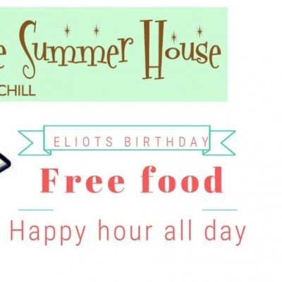 Eliot's Birthday bash