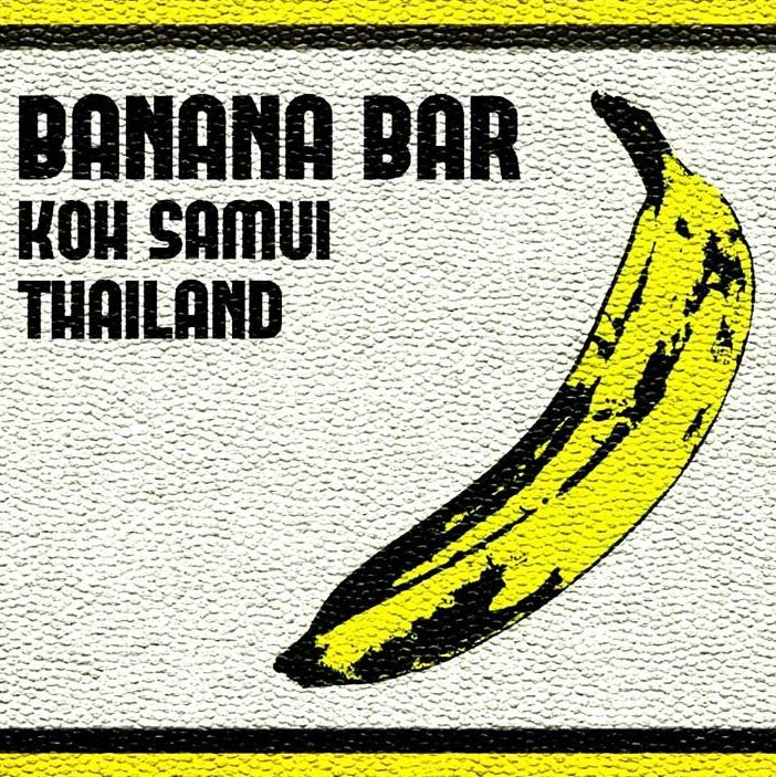 Banana Techno Krap Party