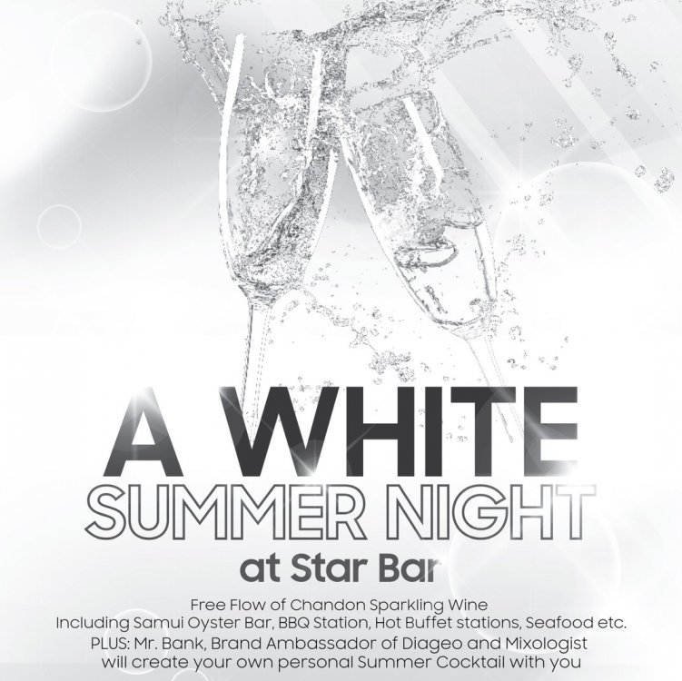 A White Summer Night