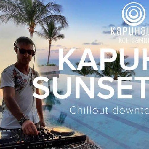 Sunset Vibes at Kapuhala