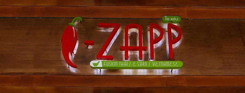 I zapp Grand Opening