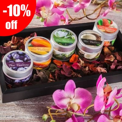 Thai Cosmetics Sale -10% promo code discount