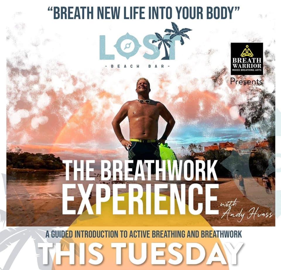 The Breathwork experience!