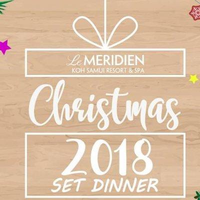 The Joy of Le Meridien's Christmas 2018