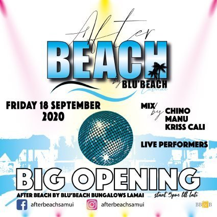 Big Opening of After Beach
