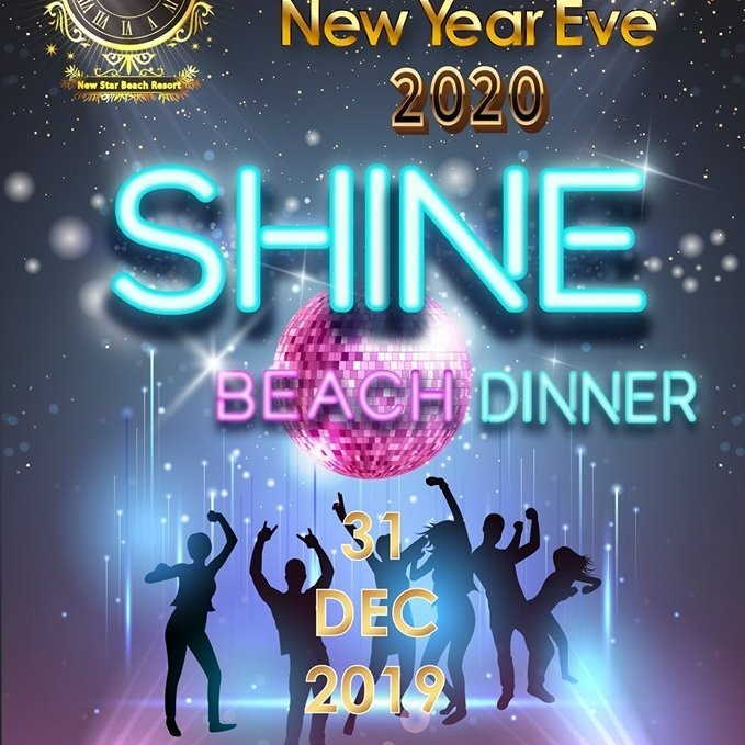 New Year's Eve Dinner Party 2019