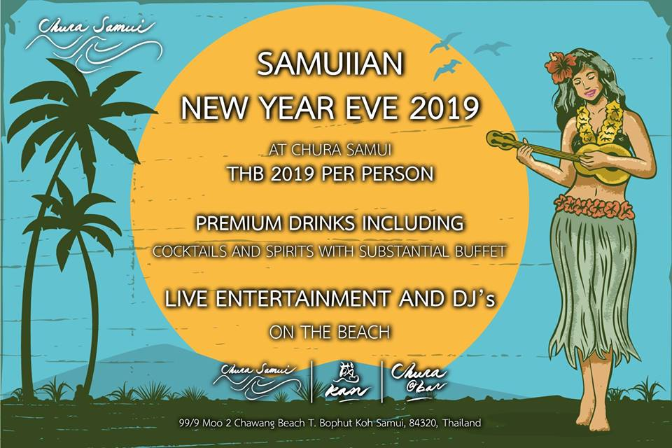 New Year's Eve 2019 Buffet