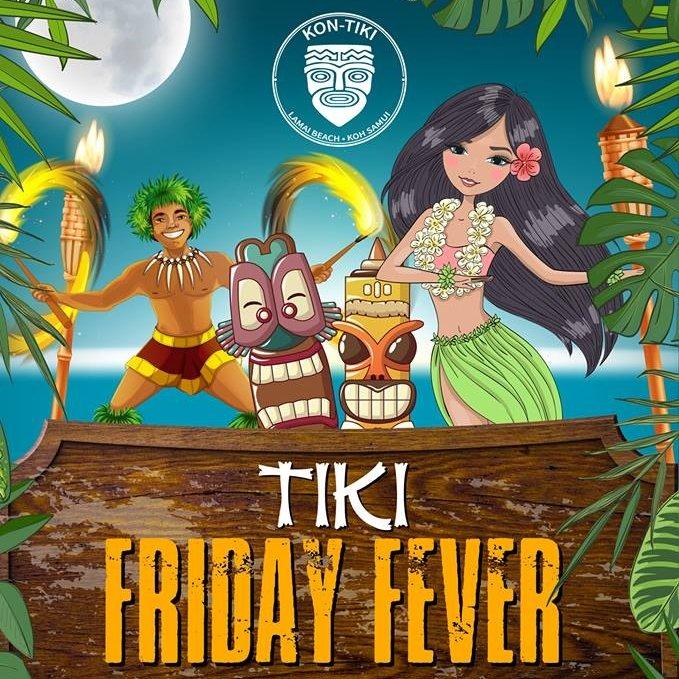 TIKI Friday Fever
