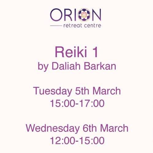 Reiki 1 byDaliah Barkan Part 2