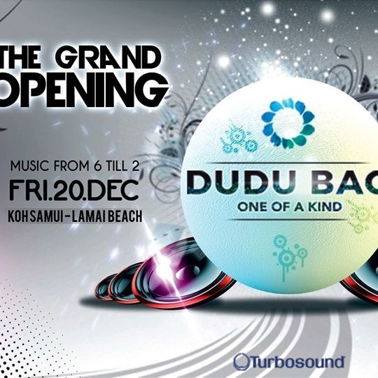 Dudu Bao Reopening Party