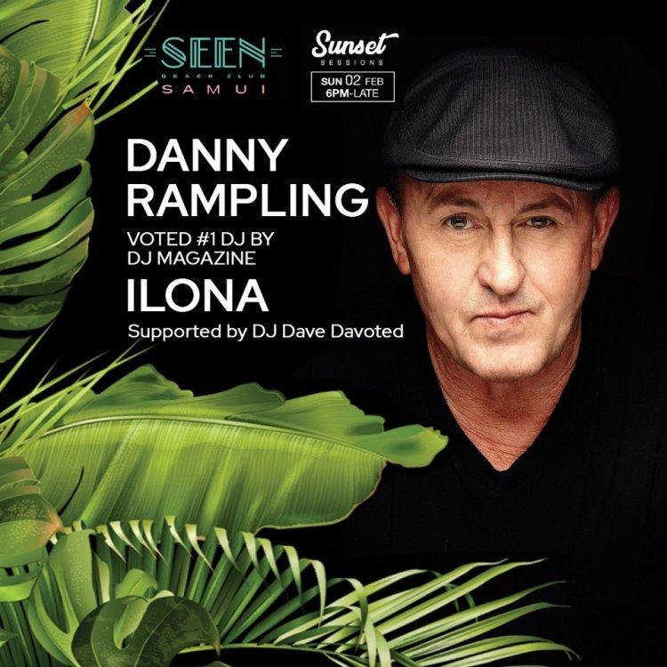 Sunset Session ft. Danny Rampling & ILONA