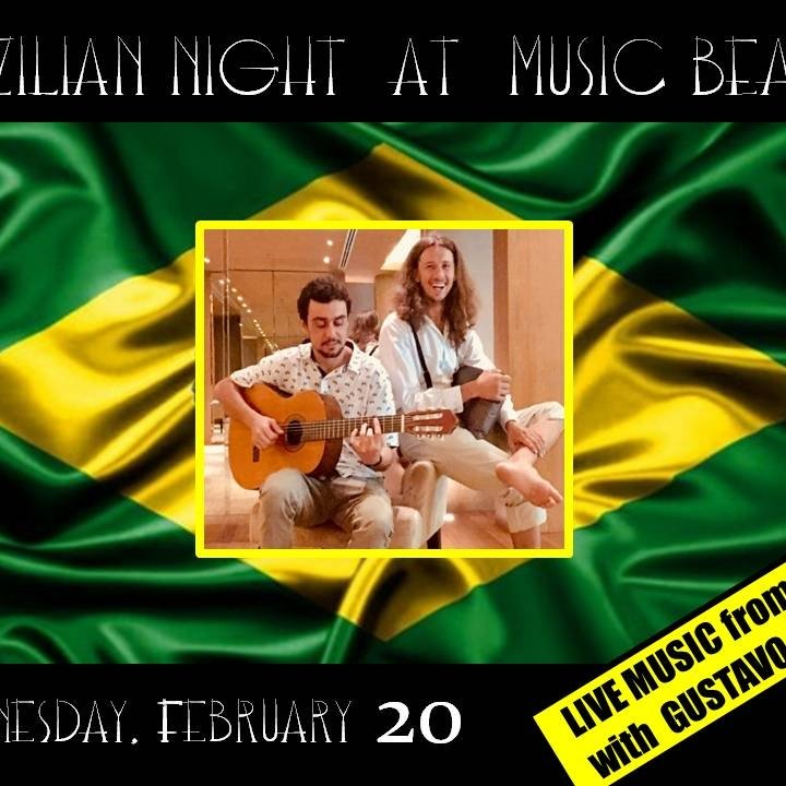 Brazilian Night at Music Beach