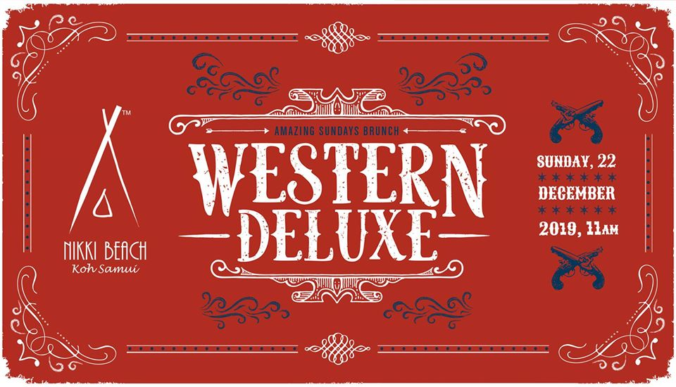 Western Deluxe - Amazing Sundays Brunch