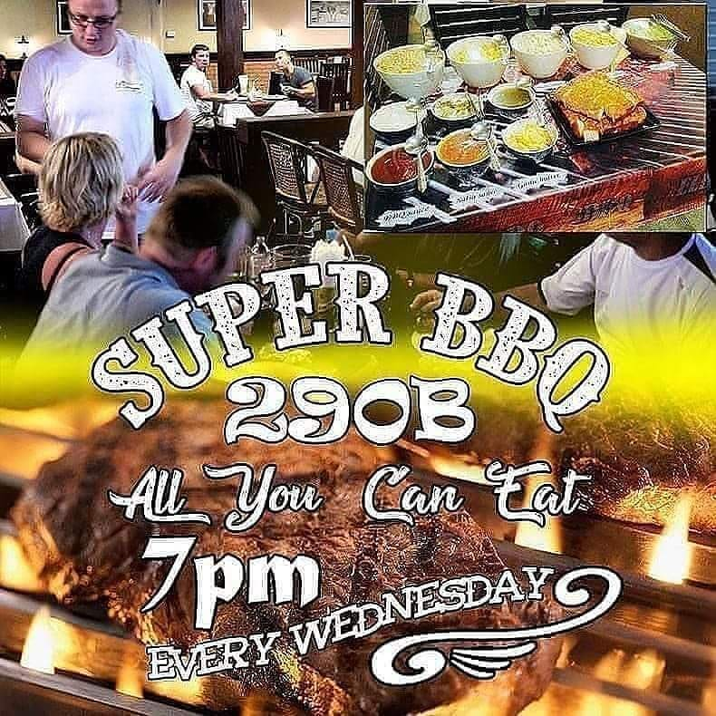 El Dorados Super BBQ!