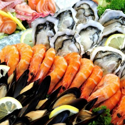 Special Wild Seafood Festival....