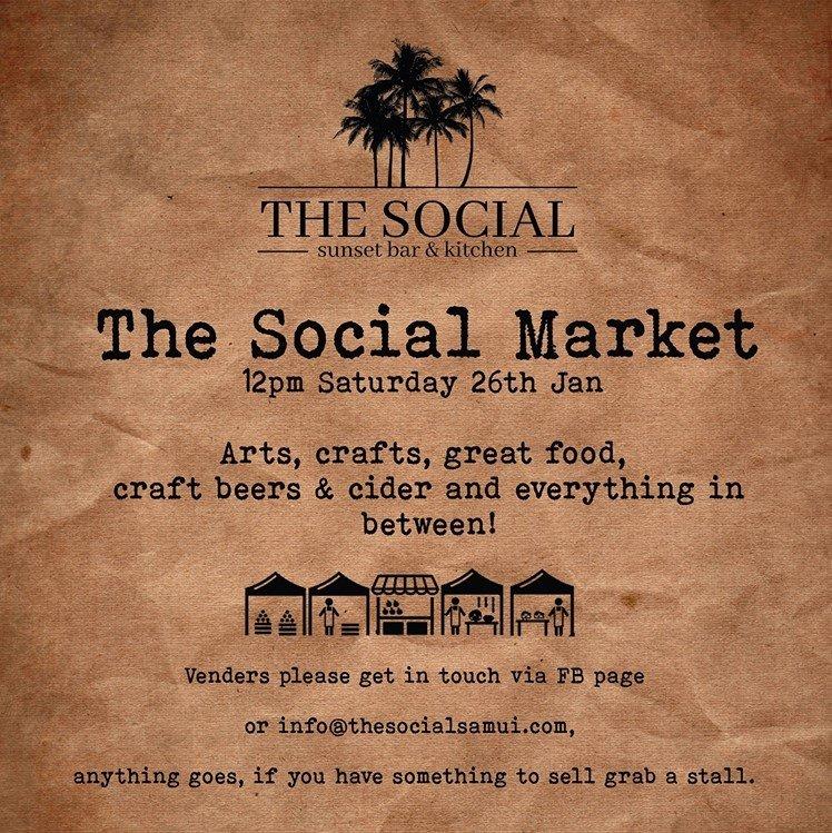 The Social Market