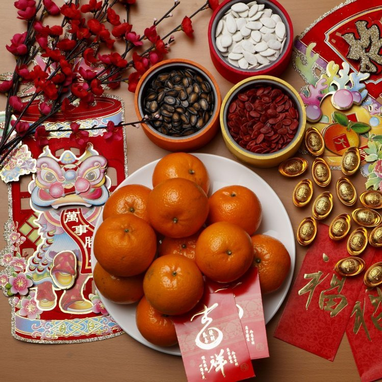 Chinese New Year Amazing Sunday's Brunch