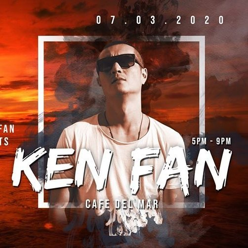 The Social Sunset Sessions present Ken Fan