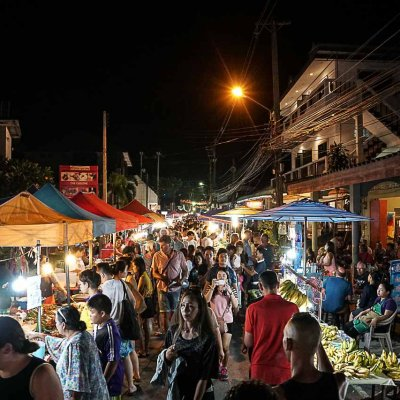 Night Market on Lamai