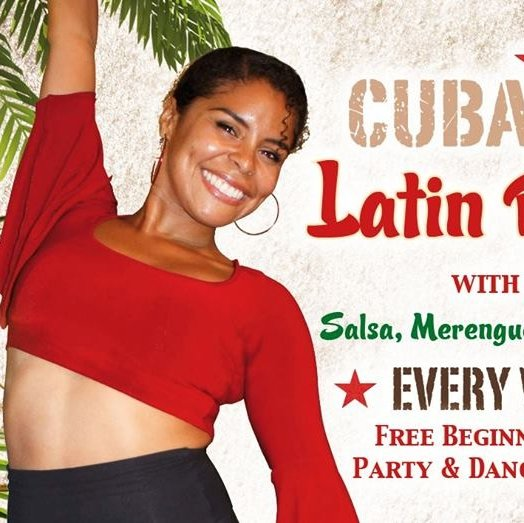 Latin Dance Fever with Valerie